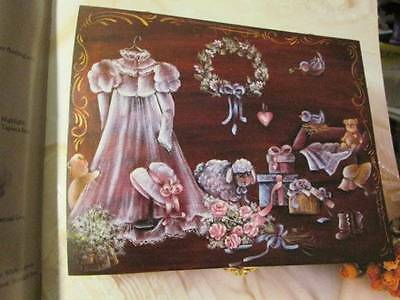 Reasons To Celebrate Painting Book-Daniel-Bride/Baby's 1st Easter/Love/Mothers &