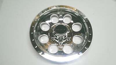 "Beadlock A/T Chrome Wheel Covers Fits 10"" Wheels 
