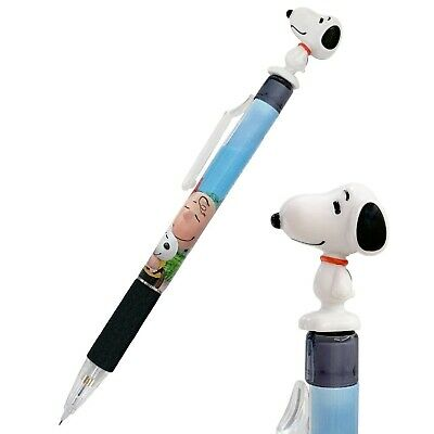 SUN-STAR THE PEANUTS MOVIE SERIES SNOOPY MECHANICAL PENCIL OP47837