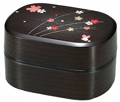 Japanese Mini Bento box Lunchbox #T06418