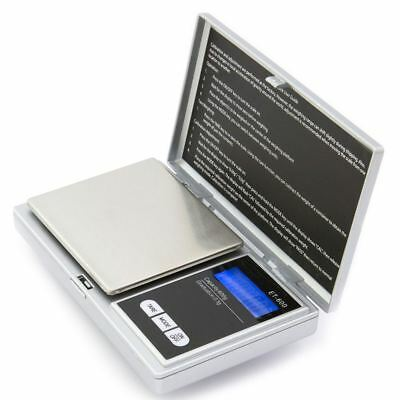 Kenex Gold Jewellery Pocket Digital Precision Weighing Scale 500g Auto ET600 New