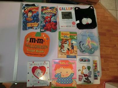 Lot of 51 Baby Toddler BOARD BOOKS Preschool Daycare Library
