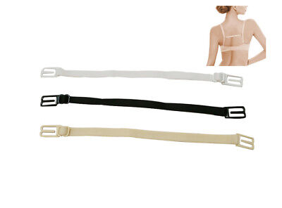 Women's Non-Slip Breast Straps Clips Rope Back Strap Holder Bra Rope Holder
