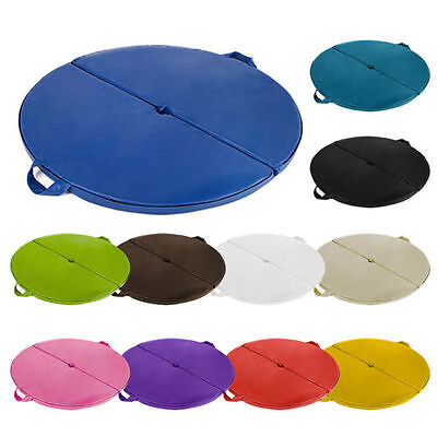 Pôle Dancing Fitness Tapis Faux Cuir Maison Spinning Gymnastique Collision