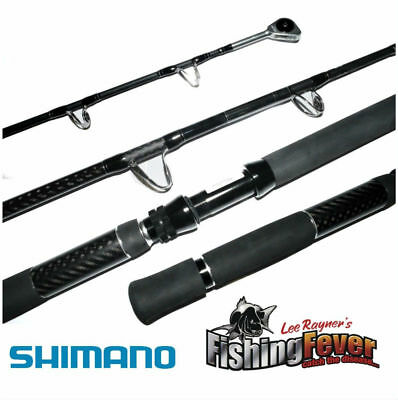 Shimano Revolution Offshore Game Fishing Rod 15-24kg Roller Tip At FISHING FEVER