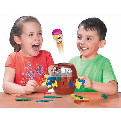 Classic Tomy Pop Up Pirate Kids Family Birthday Party Activity Fun Game