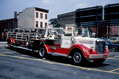 185+ Images Fire Apparatus Photos on CD: FD Wooden Aerial Ladders & Water Towers