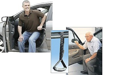 NEW (Set) Car Handle Plus and Car Caddie - Vehicle Support And Mobility Helpers