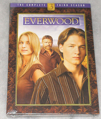 Everwood: Season Series 3 Three - Complete DVD Box Set - Region 2 - NEW & SEALED