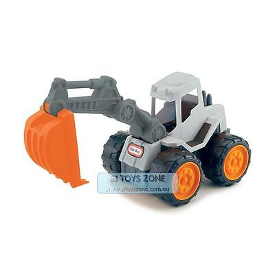 Little Tikes Dirt Diggers 2-in-1 Haulers Excavator Bulldozer & Shovel in 1 Const