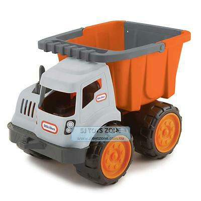 Little Tikes  Dirt Diggers 2-in-1 Haulers Dump Truck & Sand Bucket in 1 Construc