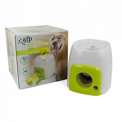 All For Paws Interactives Dog Fetch N Treat