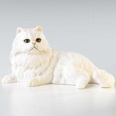 Country Artists Cats *persian Lying* New Boxed 01084 Rrp: £8.95!