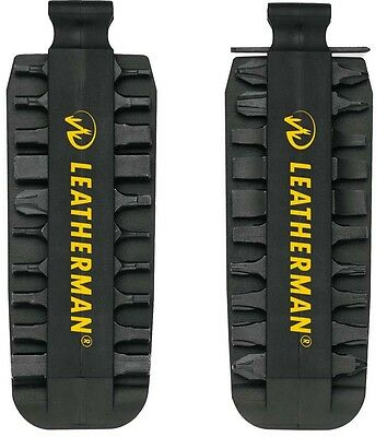 Leatherman Bit Kit Black LT27 for Charge and Wave 931014 NEW