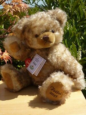TEDDY HERMANN ORIGINAL 2015 Club Bear Fritzi 16753 2