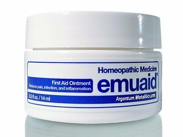 Emuaid- Natural Pain Relief, Anti-Inflammatory Therapy, 0.5 oz NEW