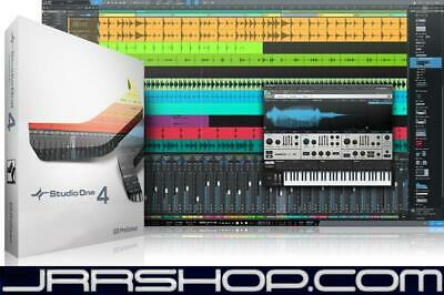 Presonus Studio One 4.5 Professional Educational  eDelivery JRR Shop