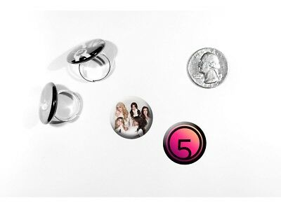 Fifth Harmony Pop Group Work From Home 2 adjustable rings