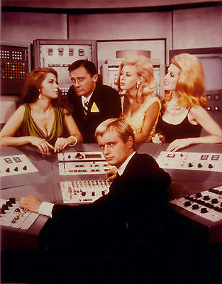 The Man From Uncle Sexy Girls David Mccallum