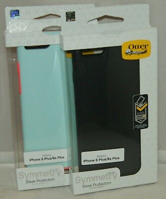 New Otterbox Symmetry Series Case for Apple Iphone 6 6S Plus