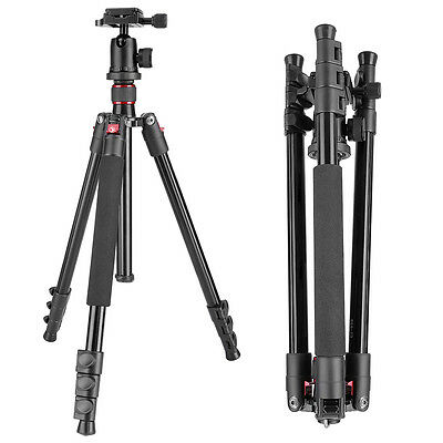 "Neewer 62""/158cm Alluminum Alloy Camera Tripod with 360° Ball Head ND#17"