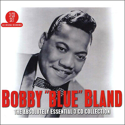 BOBBY BLAND * 56 Greatest Hits * NEW 3-CD Boxset * Orig Songs * Bobby Blue Bland