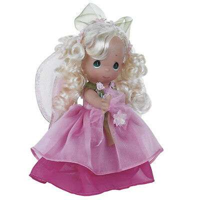 Precious Moments 9 Inch Doll, 'Pretty As A Pixie', Blonde, New in Box/Tag, 3513
