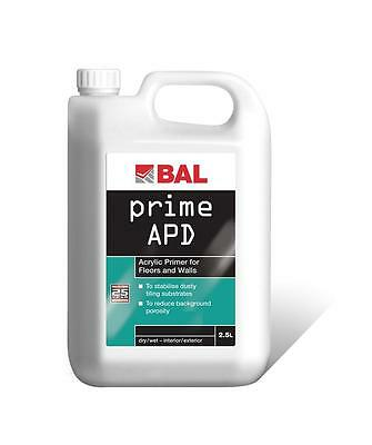 BAL Prime APD Acrylic Primer for Walls and Floors