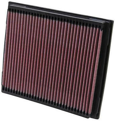 K&N Hi-Flow Performance Air Filter 33-2788 fits Land Rover Discovery 2.5 Td5