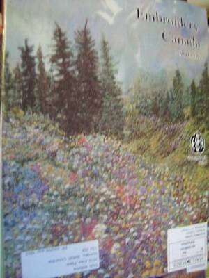Embroidery Canada Guild Craft Magazine Various Issues- Your Choice