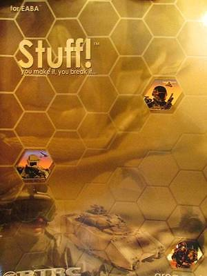 STUFF-You Make It, You Break It Role Playing Game Book V1.0-Paperback-Greg Porte