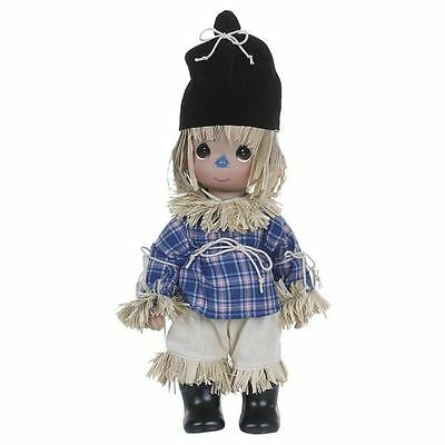Precious Moments 12 Inch Doll, 'Clever As Can Be', Scarecrow Doll, New, Tag 4754