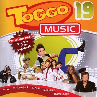 Toggo Music 19  - NEU/ OVP - Audio CD 22 Kinder / Chart Hits