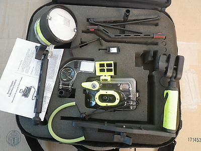 BONICA SNAPPER Underwater Scuba Diving Camera 35MM Complete KIT w/case EXCELLENT