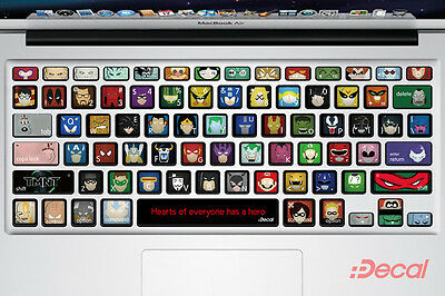 macbook sticker macbook decal keyboard Decal Skin Air/Pro/retina 11/12/13/15