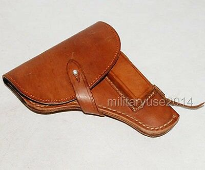 Surplus Vintage Chinese Type 59 Makarov Pistol Leather Holster -CN033