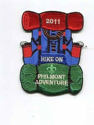 Patch From Philmont- 2011 Adventure