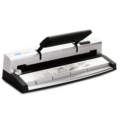 DSB WR60 Home Office Manual Wire Binding Machine, 3:1 Wires
