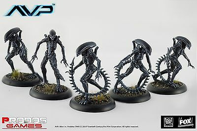 AVP: Alien vs Predator The Hunt Begins | Alien Infants Expansion Pack