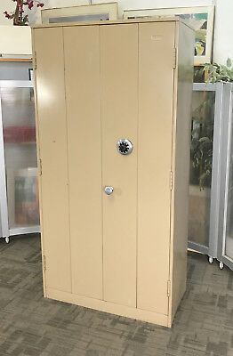 High Security Double Door Cupboard [Chubb MK4 Manifoil Lock] 7 Point Locking