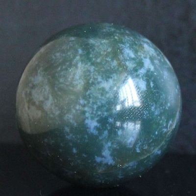 k21611  30mm Indian agate sphere ball