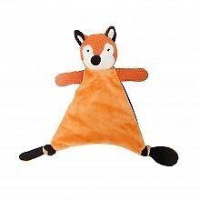 Lily and George Wild Ones Fox Comforter