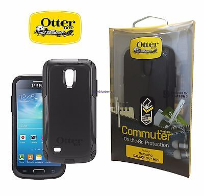 NEW OEM Otterbox Commuter Case Cover for Samsung Galaxy S4 Mini, Black
