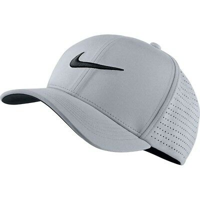 New 2016 Nike Golf Classic 99 Tour Perforated Fitted Cap Hat, Assorted Colors