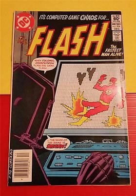 """FLASH #304 DEC 1959 SERIES - DC COMICS * the FASTEST MAN ALIVE! * FREE SHIP"