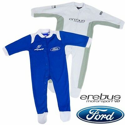 New Ford FPR Erebus Official Licensed Baby Romper Sleepsuit pyajamas Sizes 000-1