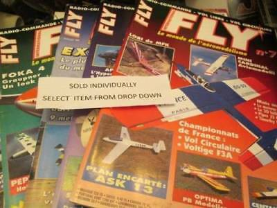 International Fly French Airplane Model Craft Magazine- Your Choice