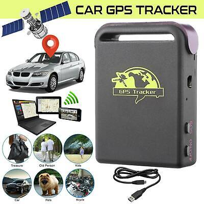 Mini GPS Tracker Magnetic Car Vehicle Personal Realtime Tracking Device TK102 UK