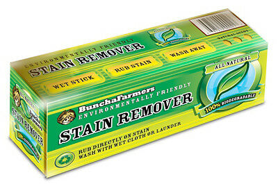 BunchaFarmers Natural Organic Stain Remover Stick - 60g
