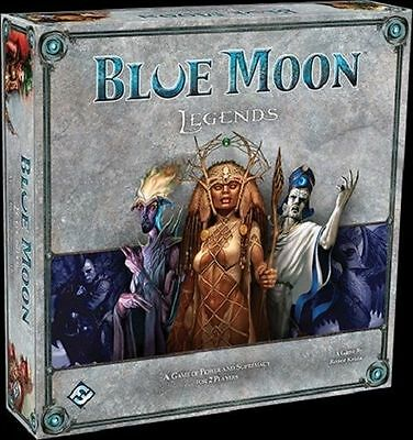 Blue Moon Legends board game brand new